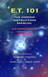 ET 101 The Cosmic Instruction Manual from Amazon Book