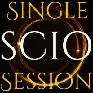 Single SCIO Biofeedback Session