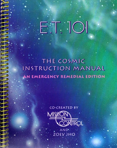 ET 101 The Cosmic Instruction Manual Collector Edition