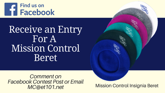 Quote Contest – Win A Mission Control Beret