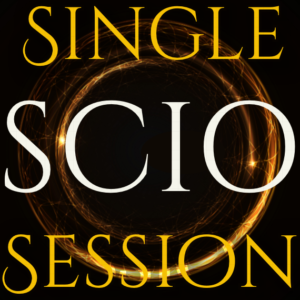 Single SCIO Biofeedback Session