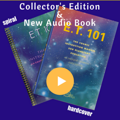 ET 101 Collectors Edition Audio Book Package